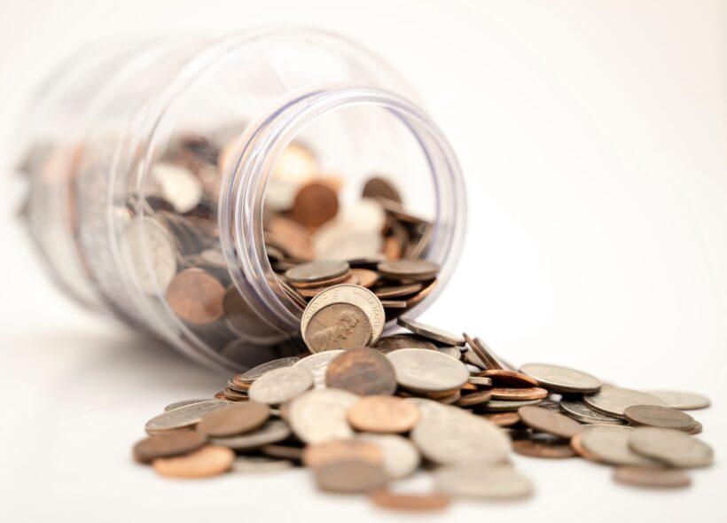 Sparepenge